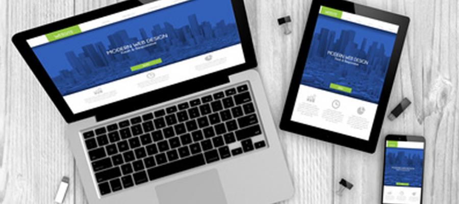 NEU! Homepage Business